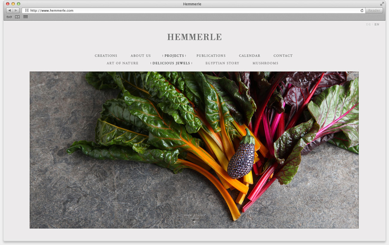 Hemmerle website